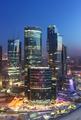 Modern skyscrapers at dawn - PhotoDune Item for Sale