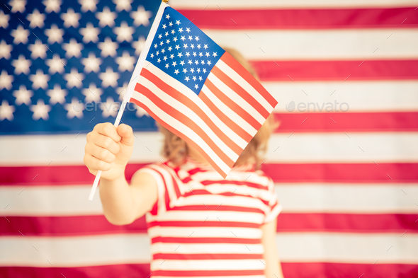 4th of July, Independence day holiday - Stock Photo - Images