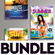 Summer Flyer Bundle v7 - GraphicRiver Item for Sale