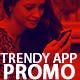 Trendy App Promo - VideoHive Item for Sale