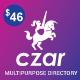 Czar - Directory & Listing WordPress Theme - ThemeForest Item for Sale
