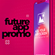 Future App Promo - VideoHive Item for Sale