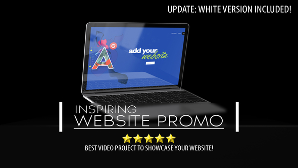Inspiring Web Promo 20900349 - Free download