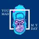 Mad Gorilla T-Shirt Design - GraphicRiver Item for Sale