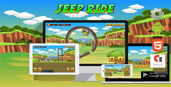Jeep Ride - CodeCanyon Item for Sale