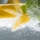 Video of Misty Wet Glass of Lemonade - VideoHive Item for Sale