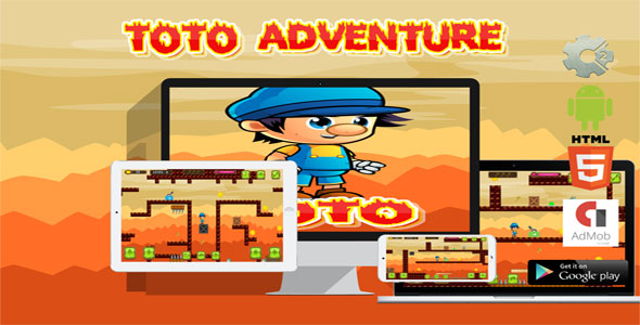 Toto Adventure - CodeCanyon Item for Sale