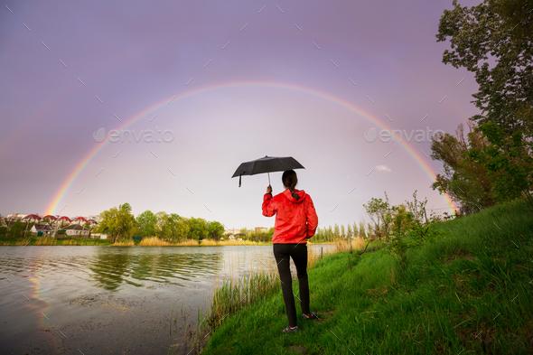 Rainbow - Stock Photo - Images