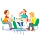 School Cafeteria  - GraphicRiver Item for Sale