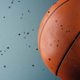 Basketball Flying in the Air - VideoHive Item for Sale
