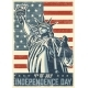 4th of July Vintage Poster - GraphicRiver Item for Sale