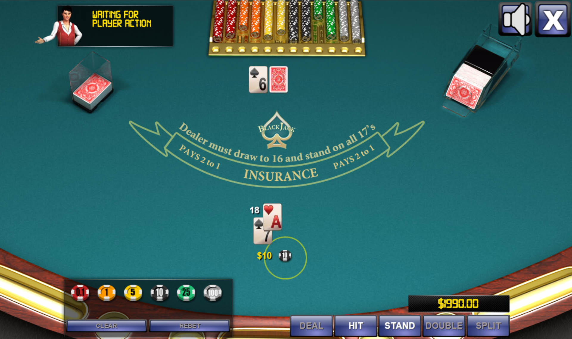 Gambling accessibility