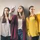Girls taking selfie - PhotoDune Item for Sale