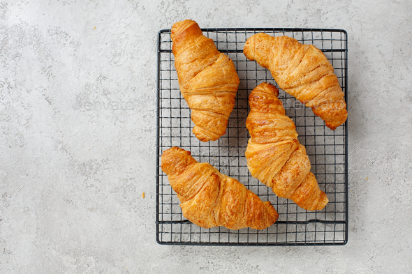Croissants   - Stock Photo - Images