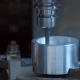 Metalworking CNC Milling Machine. Cutting Metal Modern Processing Technology. Small Depth of Field. - VideoHive Item for Sale