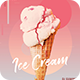Ice Cream Flyer - GraphicRiver Item for Sale
