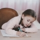 Little Girl Draws - VideoHive Item for Sale