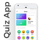 Quiz App Full UI kit | Quizer - GraphicRiver Item for Sale