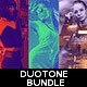 Duotone Photoshop Actions Bundle - GraphicRiver Item for Sale