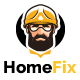 Free Download HomeFix - Handyman, Maintenance WordPress Theme Nulled