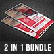 Corporate DL Flyer Bundle - GraphicRiver Item for Sale