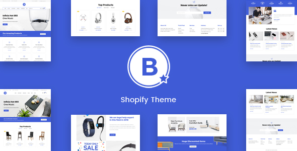 Image of BigStar - Sectioned Multipurpose Shopify Theme