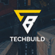 TechBuild Premium Powerpoint Template - GraphicRiver Item for Sale