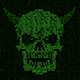 Matrix Skull 2 - VideoHive Item for Sale