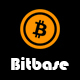 Bitbase - Bitcoin and Cryptocurrency PSD Template