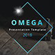 Omega Creative Keynote Template - GraphicRiver Item for Sale