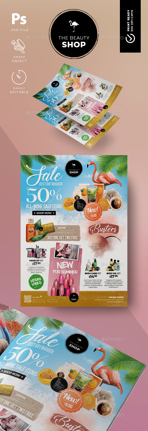 Product Flyer - Commerce Flyers