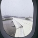 Airplane window during rain - PhotoDune Item for Sale