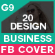 Facebook Cover Bundle - 20 Design - GraphicRiver Item for Sale