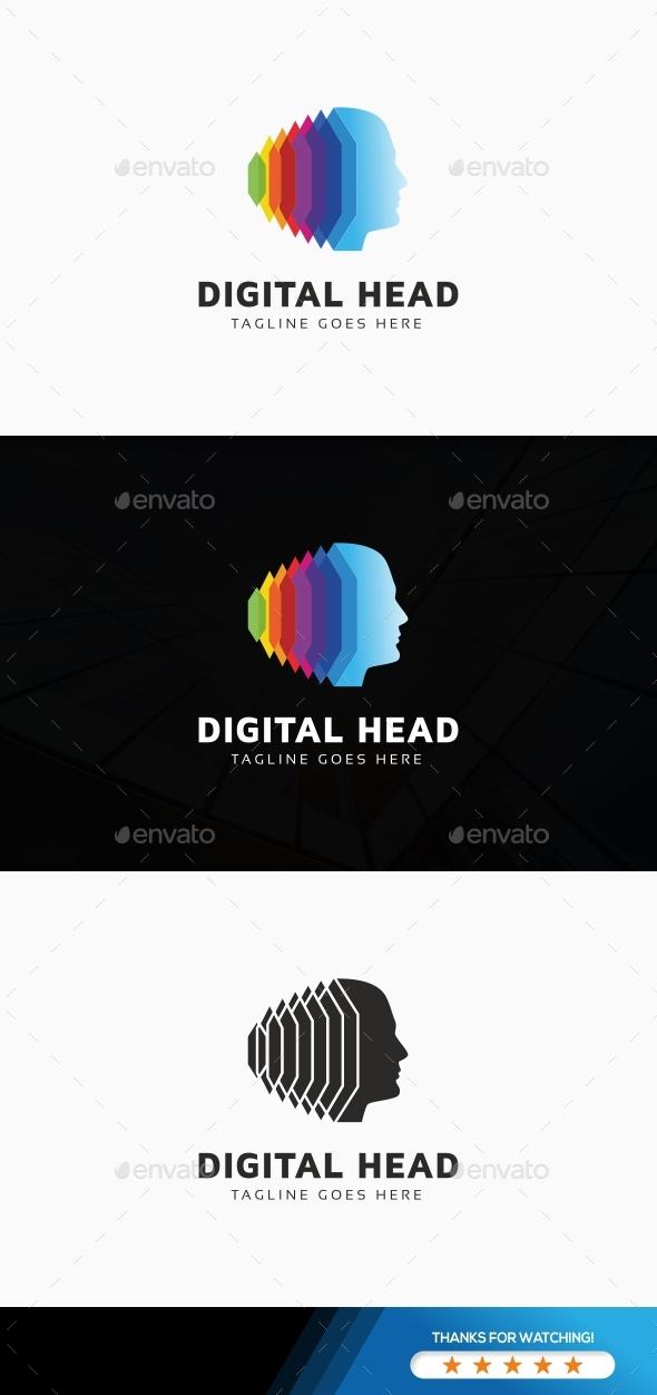Human Colorful Logo - Humans Logo Templates