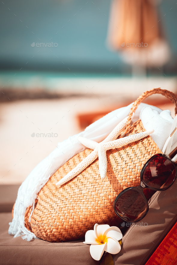 Beach vibes - Stock Photo - Images