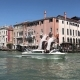 Big Hands and Boats on the Grand Canal in Venice V2 - VideoHive Item for Sale