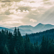 Inspiring Mountains Landscape, beautiful summer day in Tatras, P - PhotoDune Item for Sale