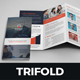 Corporate Finance Trifold Brochure v2 - GraphicRiver Item for Sale