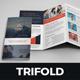 Corporate Finance Trifold Brochure v2 - GraphicRiver Item for Sale