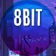 8bit Retro Logo