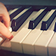 Playing Piano. Hands Pianist Playing Music. - VideoHive Item for Sale