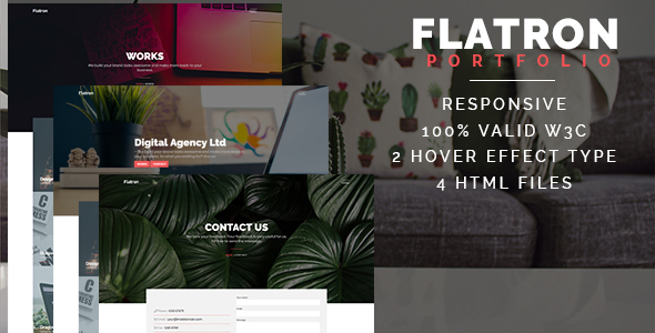 9 Best Creative HTML Website Templates  for August 2020