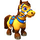 Cartoon Talking Horse - 3DOcean Item for Sale