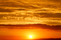 Sunset - sun low above the horizon - PhotoDune Item for Sale