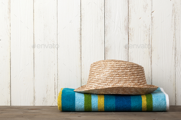 Vacation beach concept - Stock Photo - Images