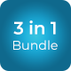 3 in 1 Bundle Google Slides