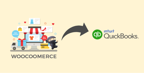 WooCommerce Quickbooks Connector - CodeCanyon Item for Sale