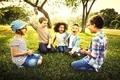 Happy kids in the park - PhotoDune Item for Sale