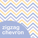 10 Chevron Zigzag Backgrounds in Pastel Colors - GraphicRiver Item for Sale