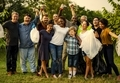 Group of diversity people volunteen charity project - PhotoDune Item for Sale
